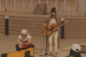 月9ラヴソング最終回ロケ地で佐野さくらが歌って弾き語りライブした場所はどこ?2