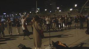 月9ラヴソング最終回ロケ地で佐野さくらが歌って弾き語りライブした場所はどこ?夜のライトアップが特にキレイで素敵!2
