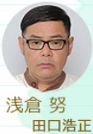 2016年版ドラマ時をかける少女キャスト浅倉努役は田口浩正(たぐちひろまさ)浅倉吾郎のお父さん・父