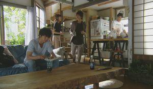 櫻井美咲(さくらいみさき桐谷美玲)が柴崎家三兄弟3人と一緒に住むシェアハウス4