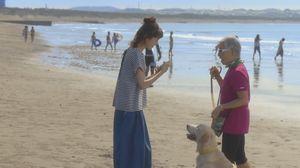 柴崎3兄弟と櫻井美咲(桐谷美玲)の海や砂浜・海辺のシーンのロケ地2