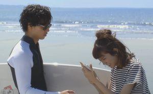 柴崎3兄弟と櫻井美咲(桐谷美玲)の海や砂浜・海辺のシーンのロケ地6