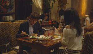 好きな人がいること柴崎千秋とトイレで出会い・再会するレストランのロケ地1