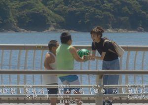美咲と夏向が歩いた橋でiPod音楽プレーヤーを最大音量にさせられた橋8
