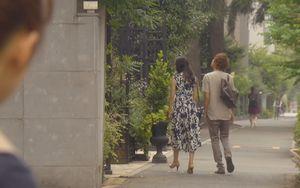 好きな人がいること柴崎千秋と待合せしていた女性(高月楓菜々緒)が入っていった結婚式場のシーン2