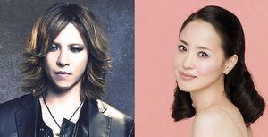 せいせいするほど愛してる主題歌を歌う松田聖子とYOSHIKI