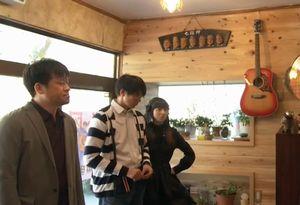 ドラマ神の舌を持つ男2話鐵友(てつとも)温泉の元ネタテツandトモ登場・出演シーンはどこ?2