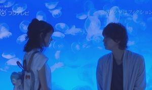 月9ドラマ好きな人がいることのロケ地-江ノ島水族館