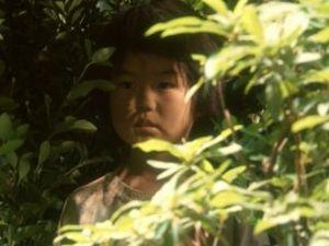 はじめまして、愛しています第1話にて、家の庭の草むらに突然現れた、天才子役の男の子横山歩くん。