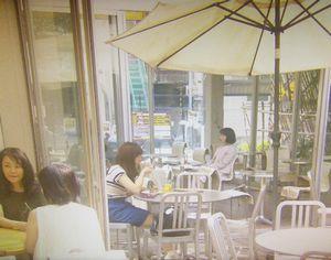 ドラマ家売るオンナ白洲美加(イモトアヤコ)がサボって休憩していたカフェ・喫茶店のロケ地ECO FARM CAFE 632(エコファームカフェ632)