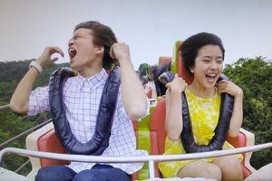 ドラマ時をかける少女第4話翔平と未羽デートの遊園地のロケ地1