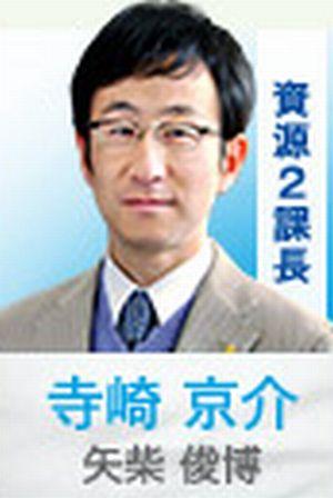 HOPE期待ゼロの新入社員キャスト-寺崎京介(矢柴俊博)-矢柴俊博あかね上司資源2課長