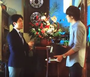 好きな人がいること第4話出演ゲスト声優入野自由登場シーン2