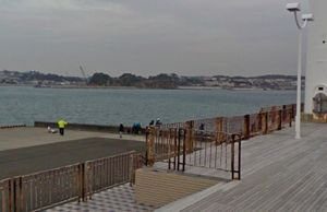 好きな人がいること4話に3人で釣りへ行くシーンのロケ地・撮影場所は江ノ島の先端の海釣りスポット