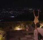 ドラマ時をかける少女静岡県沼津市の夜景展望台公園のロケ地2夜景スポット