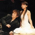 篠原涼子と旦那の市村正親2人が結婚するきっかけとなった舞台「ハムレット」