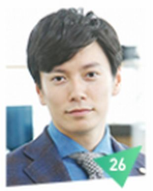 安藤 充(西村元貴)-月9ドラマカインとアベルキャスト