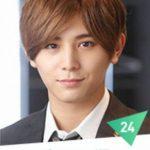 高田 優(山田涼介)-月9ドラマカインとアベルキャスト