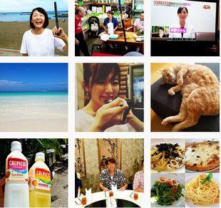 モヤさま狩野恵里の後任と噂された紺野あさ美の写真が出ているインスタ画像一覧