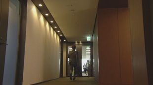 高田一家・一族が経営する不動産会社高田総合地所のシーン4