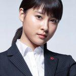 TBSドラマIQ246の若手刑事(警察官)和藤奏子(わとうそうこ)