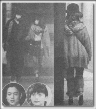 窪田正孝と多部未華子2人のツーショット画像
