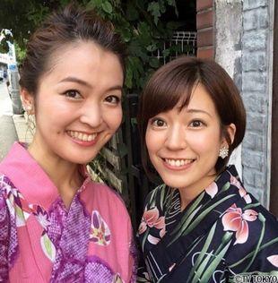 モヤさま2の3代目アシスタント福田典子の私服姿3