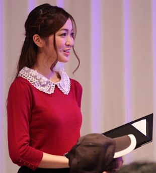 モヤさま2の3代目アシスタント福田典子の私服姿1