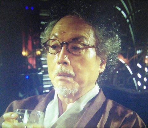平幹二朗さんの遺作、フジ月9ドラマカインとアベル高田宗一郎会長登場シーン2