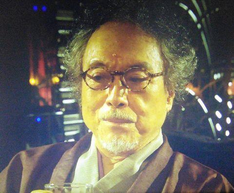 平幹二朗さんの遺作、フジ月9ドラマカインとアベル高田宗一郎会長登場シーン4