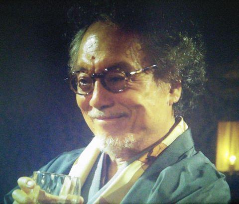 平幹二朗さんの遺作、フジ月9ドラマカインとアベル高田宗一郎会長登場シーン7(最後のシーン)