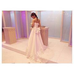 山田涼介の姉、山田千尋さんの結婚画像