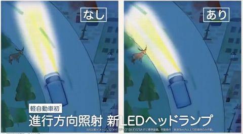 高畑充希のCM動画の車「ダイハツムーヴキャンバス」の機能等の画像3