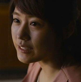 有村架純のMOZU登場シーンフリーライター(ジャーナリスト)「中島葵美」役2