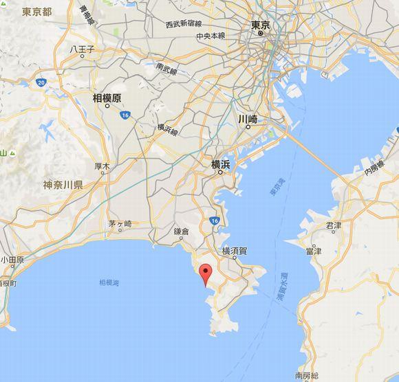 高田家(優・隆一・貴行の家・豪邸)のロケ地の場所の地図1