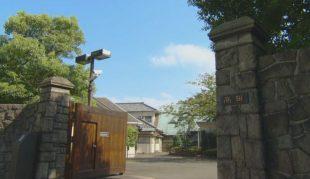高田家(優・隆一・貴行の家・豪邸)のシーン5話1