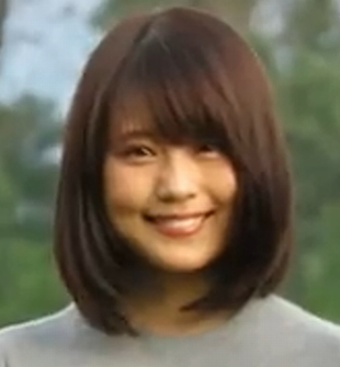 有村架純の髪型・ミディアムボブ~美容室・美容院でのオーダー注文に使える!前・正面