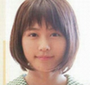 有村架純の髪型・ショートボブ~美容室・美容院でのオーダー注文に使える!前・正面