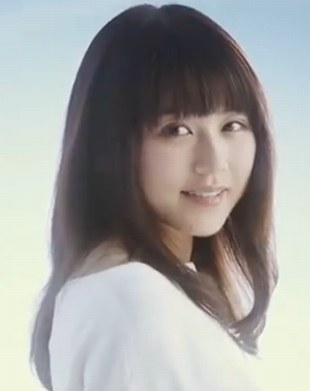 競馬G1「天皇賞春」の有村架純出演CMの際の髪型「ロングヘア」
