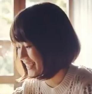 競馬G1「天皇賞秋」の有村架純出演CMの際の髪型「ショートボブ」