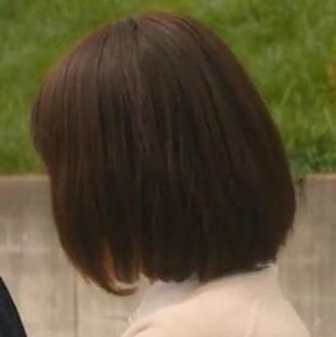 有村架純の髪型[ショートヘア]の美容室・美容院で使える画像!後ろ側