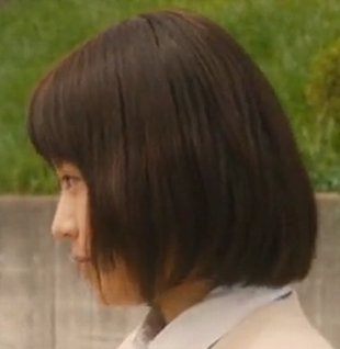 有村架純の髪型[ショートヘア]の美容室・美容院で使える画像!横側