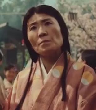 あやめ…役者:光浦靖子~2017年NHK大河ドラマ「おんな城主直虎」キャスト