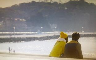 突然ですが明日結婚しますロケ地元彼「こうちゃん」とデート新江ノ島水族館6