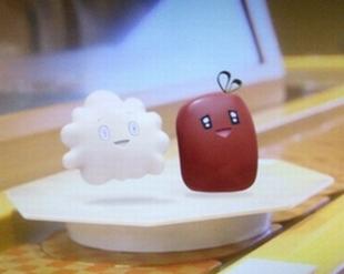 東京タラレバ娘第2話、回転寿司で女子会していたら、タラの白子のタラちゃんと、レバーのステーキレバテキのレバちゃん登場!