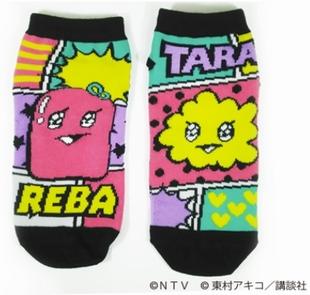 靴下~東京タラレバ娘のグッズ