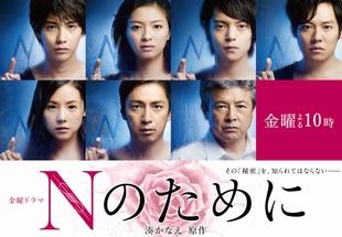 榮倉奈々さん旦那さん・夫は賀来賢人(かくけんと)さんと共演したドラマ「Nのために」1