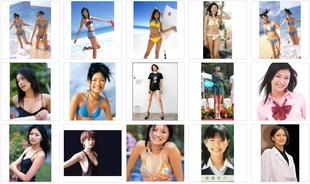 カップ・バストサイズの参考になりそうな、榮倉奈々の画像がある、Yahoo画像「榮倉奈々 水着」検索結果