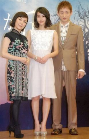 堀北真希と山本耕史の2人の馴れ初めは、舞台「嵐が丘」での共演