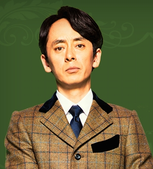 運転手の佐藤役と役者の滝藤賢一-ドラマ貴族探偵キャスト
